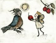 le temps des cerises by Denise Tonner