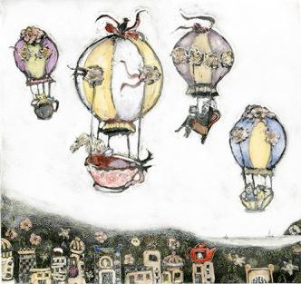 High Tea by Denise Tonner