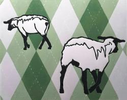 Greener Pastures by Rosalind Rorke