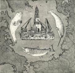 Arctic Horizons by Jeffrey Wynne