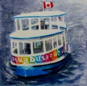 Voila Aquabus by Gloria Shaw