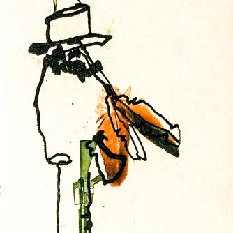 I.p. No.1 (Leonard Pelletier), 3/10